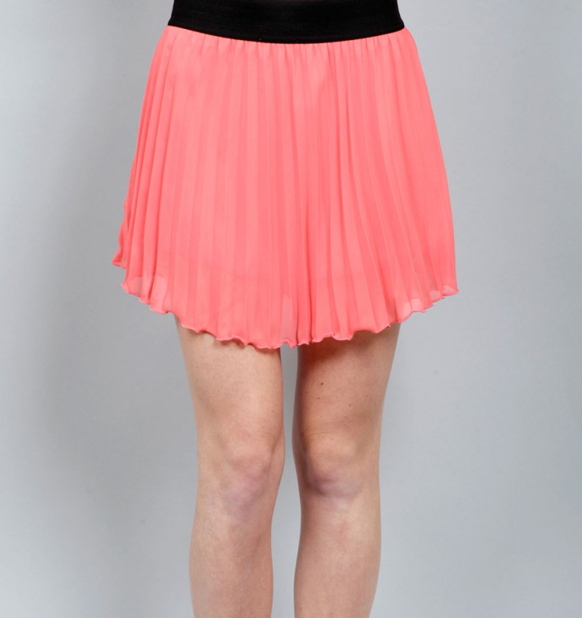 PLEATED SKIRT<br />SIZE XS-L<br />1-2-2-1 (6 PCS)